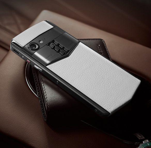 Vertu aster p o noua lansare telefon de lux