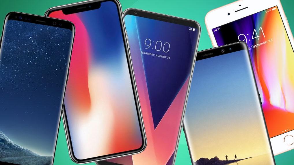 Cele mai bune smartphone-uri din 2018