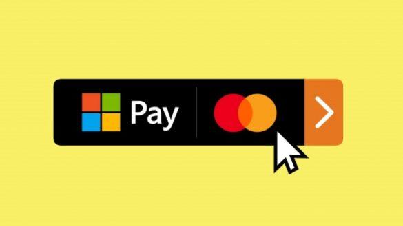 MasterCard microsoft tranzactii online