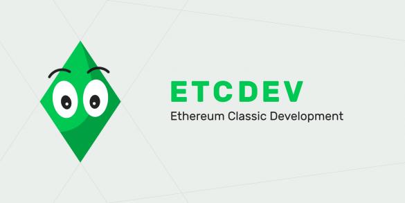 ETCDev se inchide ethereum classic
