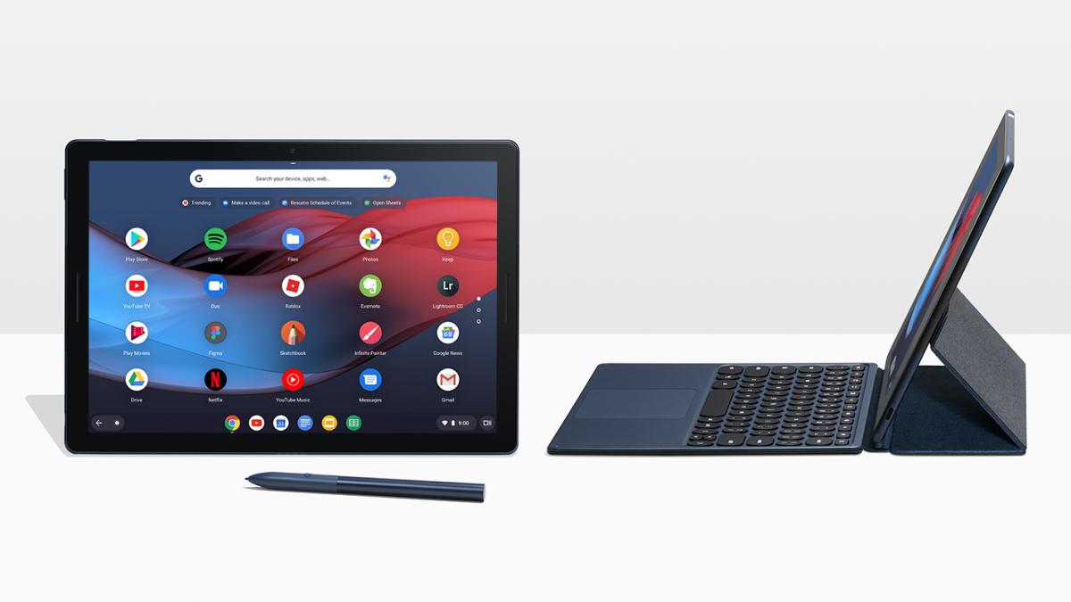 Google Pixel Slate: Un Chromebook bun, dar nu un rival pentru iPad/Surface
