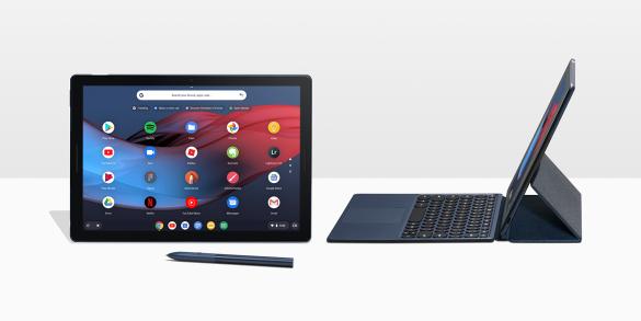 Google Pixel Slate cea mai noua tableta Google