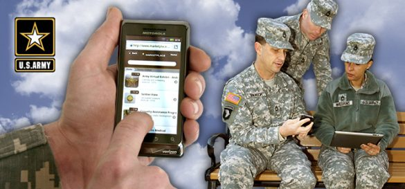 Aplicatiile Android folosite de trupe in lupta contin vulnerabilitati