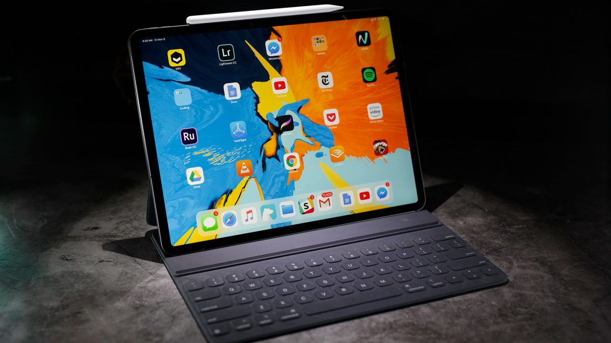 Apple iPad Pro de 12.9 inch: Cea mai buna tableta tocmai a devenit mai buna