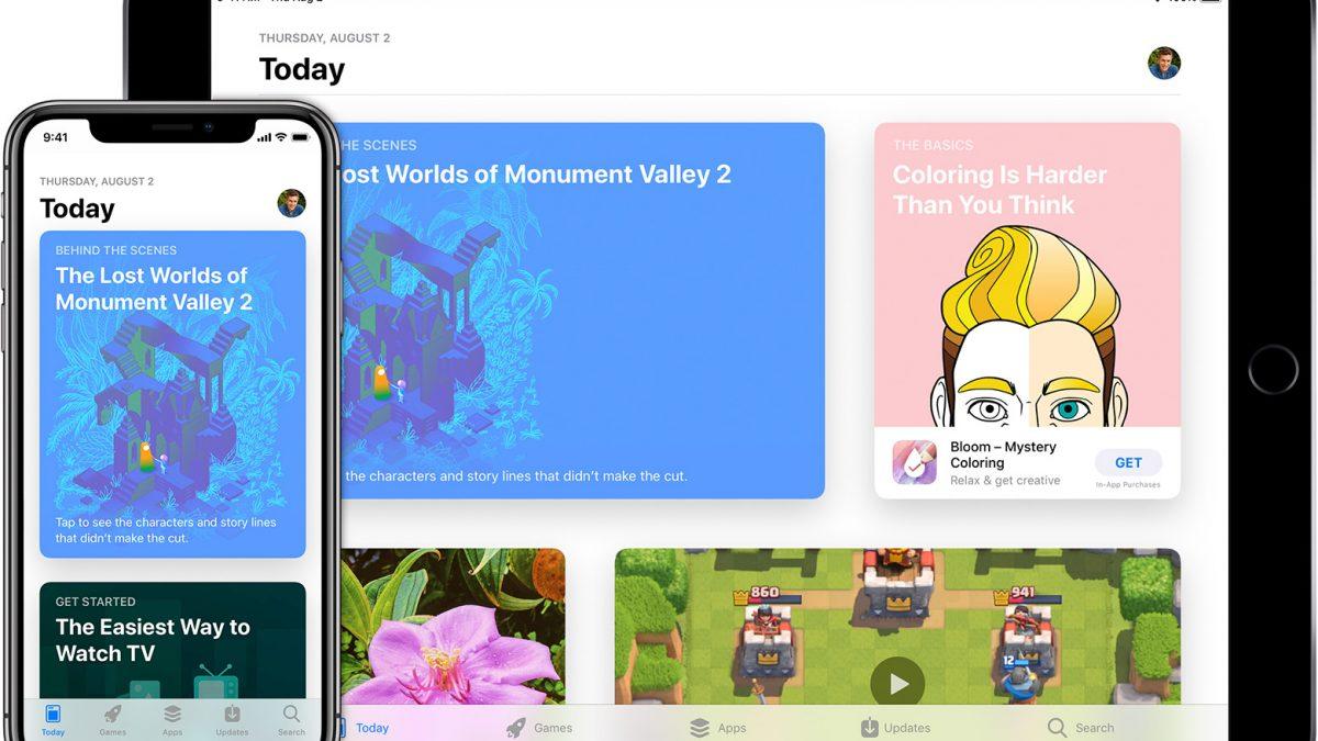 Cele mai bune aplicatii din App Store pe anul 2018