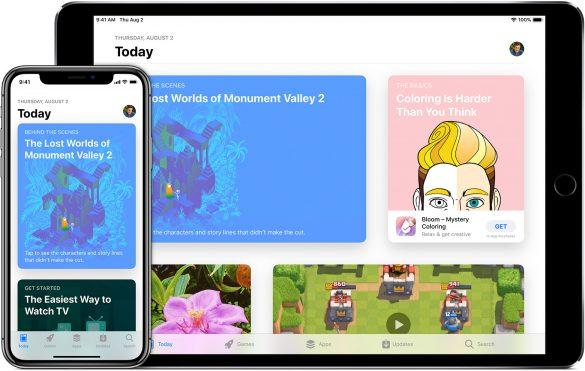 App Store cele mai bune jocuri si aplicatii iphone