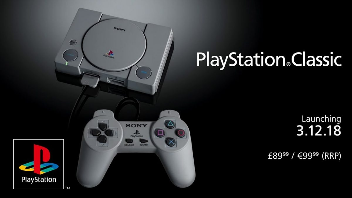 PlayStation Classic : O experienta de departe de a fi clasica