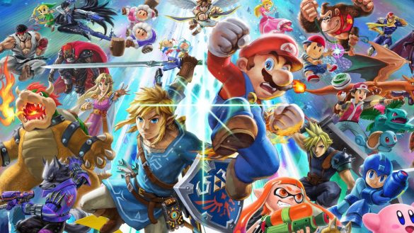 Super Smash Bros cel mai bun joc nintendo