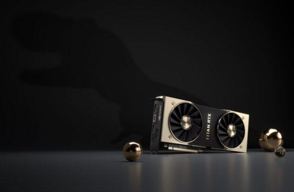 Titan RTX cea mai noua si mai buna placa nvidia