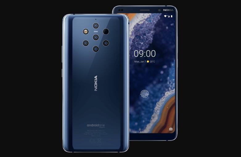 Review Nokia 9 PureView, viitorul fotografiilor