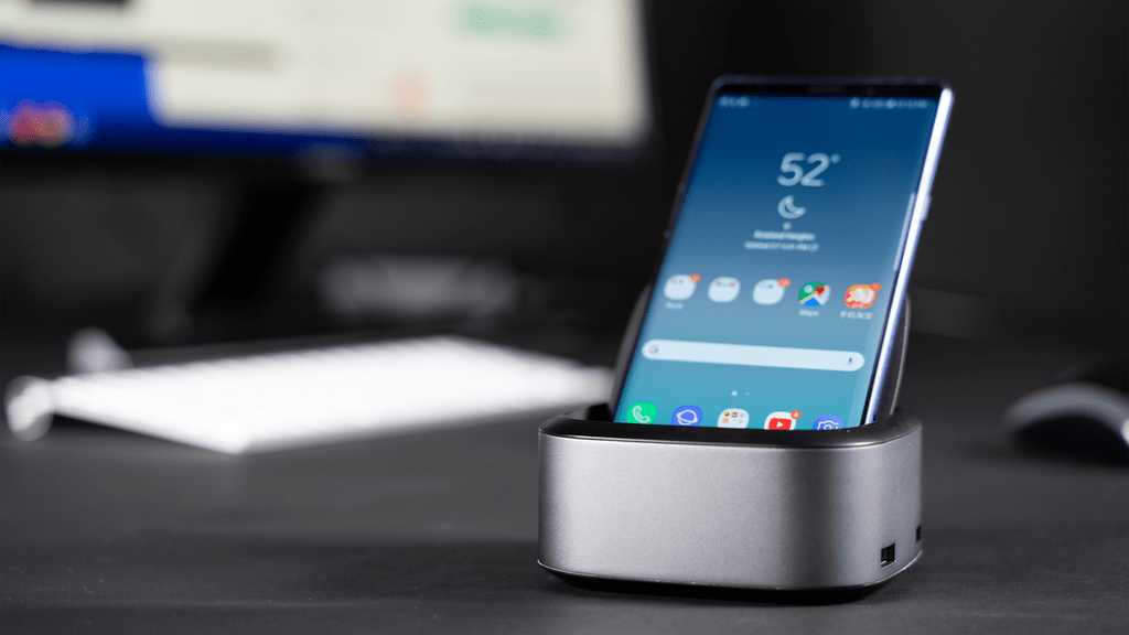 NuDock transforma smartphone-urile in PC-uri