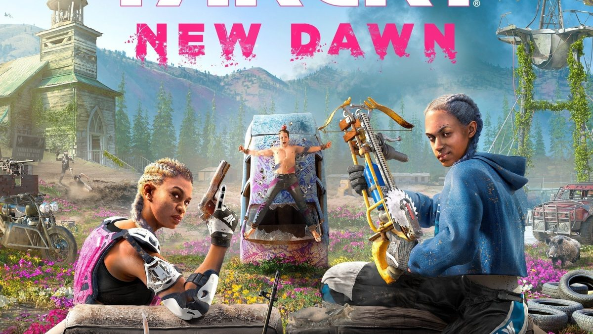 Review Far Cry : New Dawn