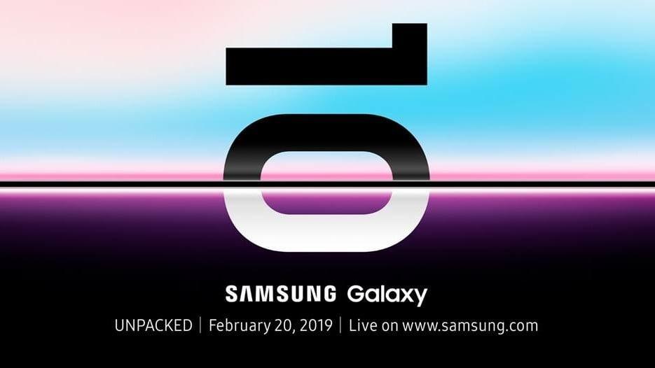 Samsung Galaxy S10: Specificatii, date si tot ceea ce stim pana acum
