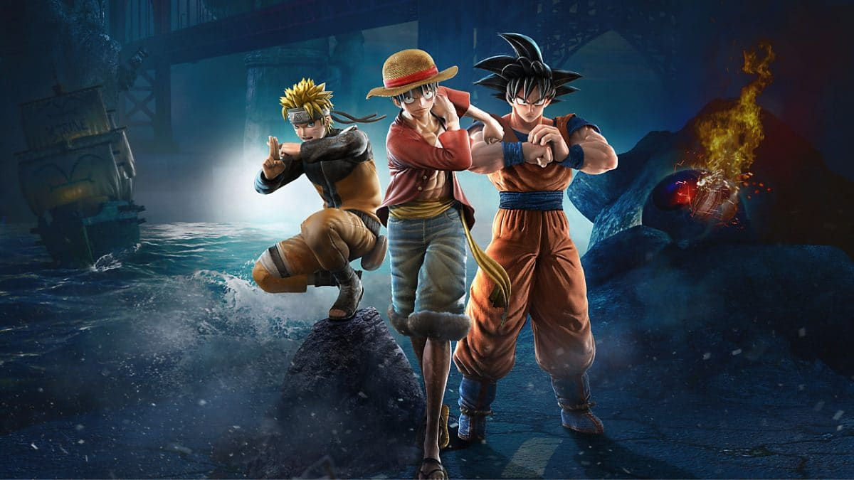 Review Jump Force – Beat'em up anime