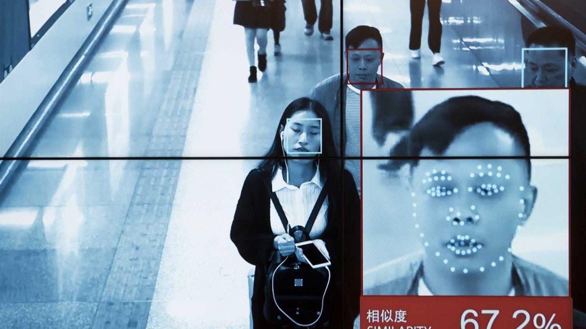 O companie chineza supravegheaza 2.5 milioane de oameni