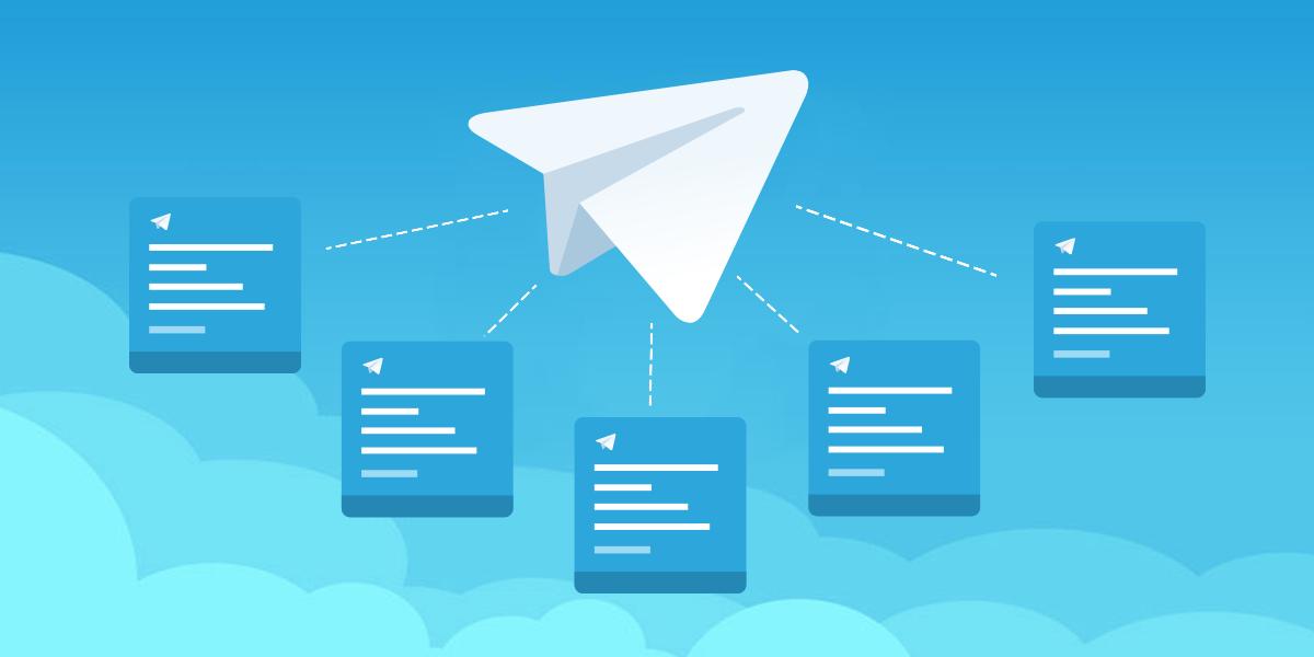 Telegram a castigat 3 milioane de utilizatori cat timp Facebook a fost cazut