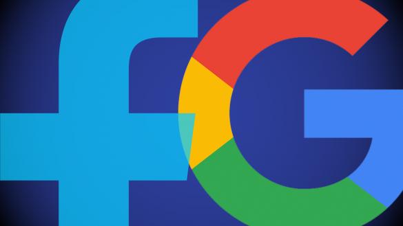 Facebook si Google inselate cu peste 100 milioane de dolari