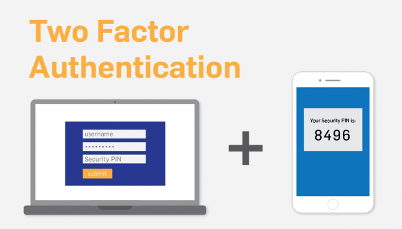 Ce este autentificarea cu doi factori si cum o folosim