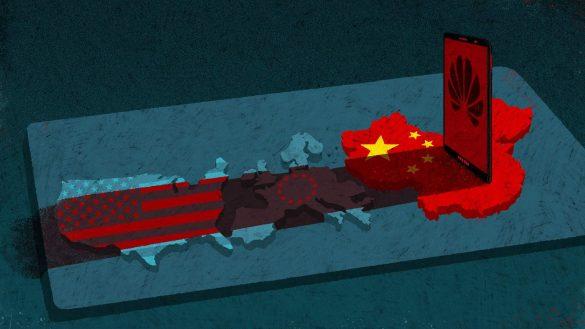 CIA ofera dovezi ca Huawei a fost finantata de statul chinez