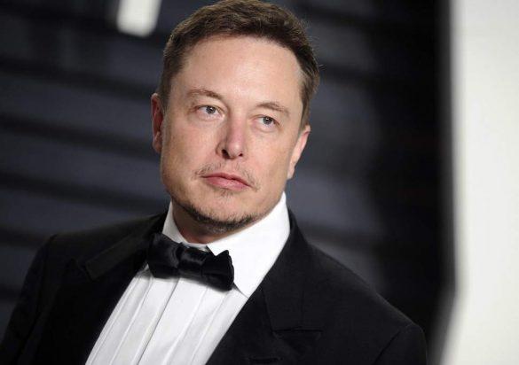 Elon Musk posteaza pe Twitter despre Ethereum