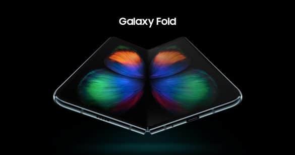 Stocurile Samsung Galaxy Fold s-au terminat aproape imediat