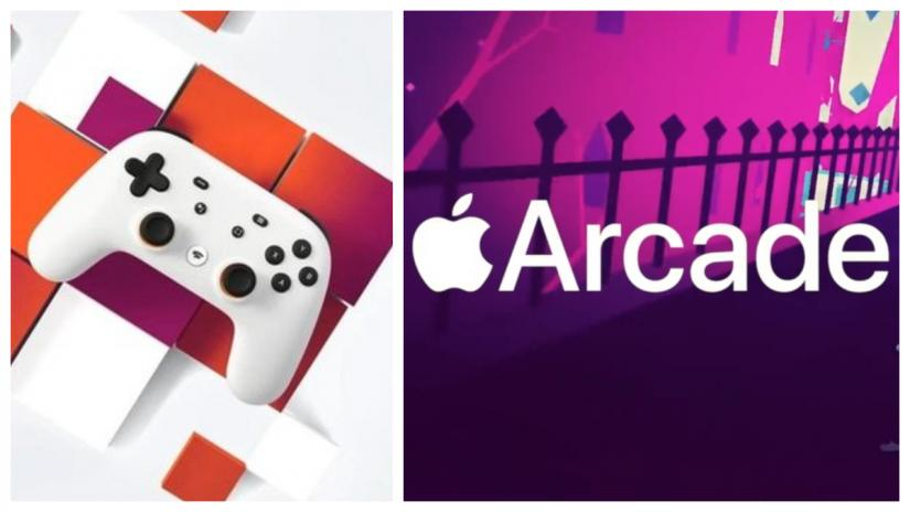 Apple Arcade vs Google Stadia: Confruntarea serviciilor de gaming
