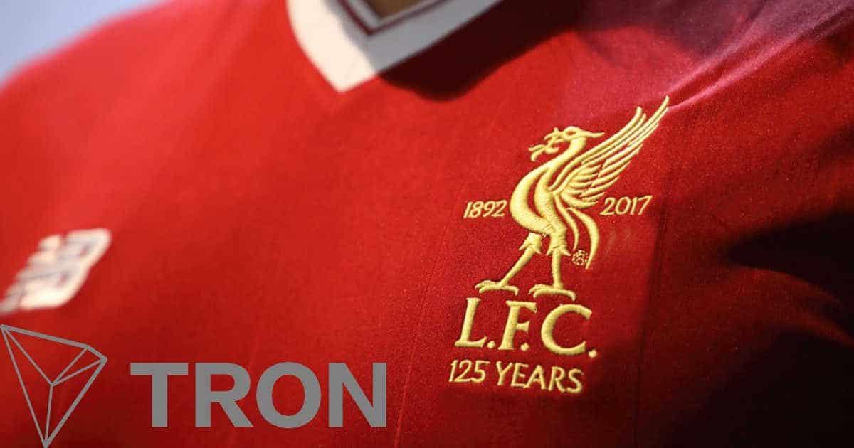 CEO-ul Tron, Justin Sun dezvaluie un parteneriat cu FC Liverpool