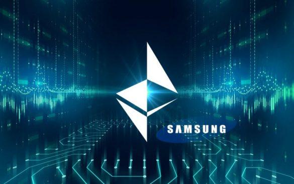 Samsung planuieste un mainnet blockchain care va include Samsung Coin