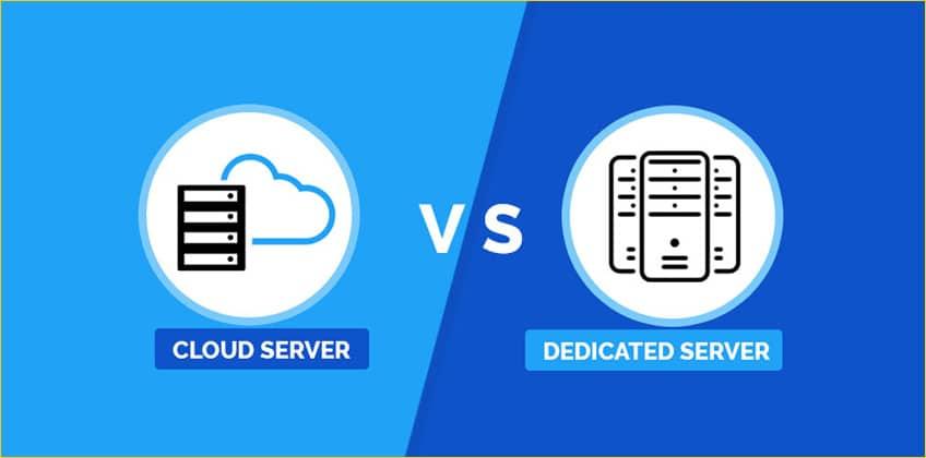 Cloud vs Server Dedicat – Care este mai bun pentru o afacere start-up ?