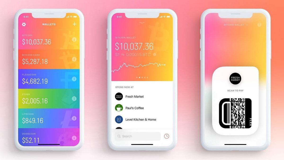 Flexa lanseaza o aplicatie cu care utilizatorii isi pot cheltui criptomonedele
