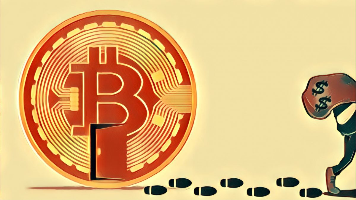 Un barbat din Jersey a pierdut 1.5 milioane $ intr-o inselatorie Bitcoin