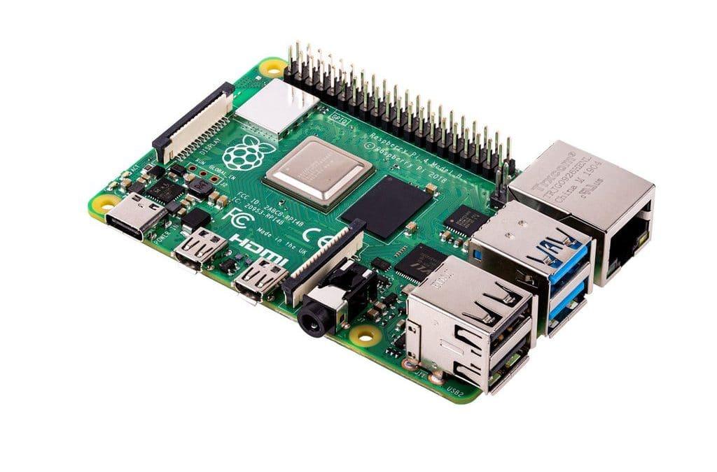 Noul Raspberry Pi 4 a fost lansat