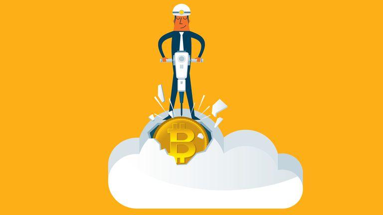 Un nou prag atins pentru Bitcoin – 85% din cantitatea totala a fost minata