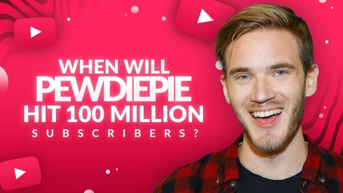 PewDiePie a atins pragul de 100 de milioane de abonati pe Youtube