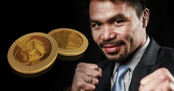 Manny Pacquiao si-a lansat propria criptomoneda