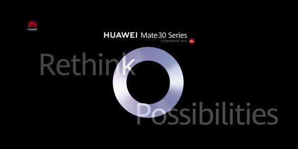 Huawei Mate 30 va fi lansat pe 19 septembrie