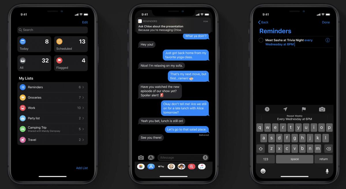 iOS 13 a fost lansat – Iata cele mai importante functii