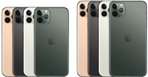 iPhone 11 Pro si 11 Pro Max - Noile Flagship-uri Apple