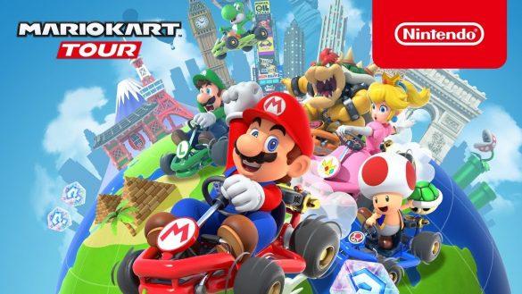 Mario Kart Tour este disponibil acum pe iOS si Android