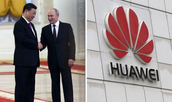 Huawei a lansat 5G in Rusia cu sprijinul lui Vladimir Putin