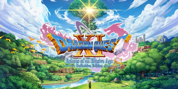 Dragon Quest 11 S Echoes of a Elusive Age Definitive Edition Review