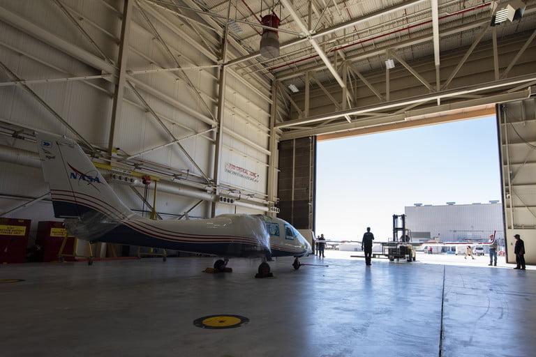 NASA si-a prezentat noul avion electric, Maxwell X-57