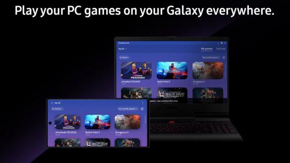 PlayGalaxy Link - Noul serviciu Samsung cu care veti putea transmite jocurile pe telefon de pe PC