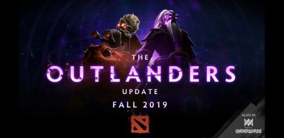 Noul update Dota 2 Outlanders schimba fundamental jocul