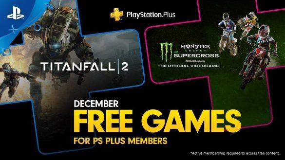 Jocurile gratuite Playstation Plus Decembrie 2019