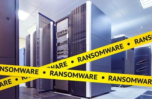 Un nou tip de ransomware vizeaza serverele enterprise
