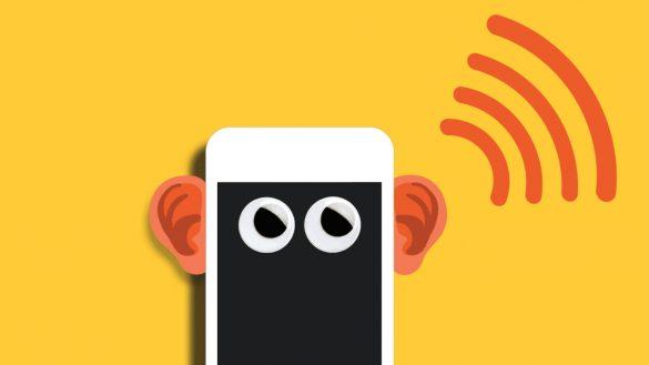 Nu, nu esti paranoic. Telefonul tau asculta in secret ce vorbesti!