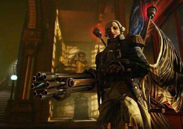 Cloud Chamber, nou-anuntatul studio 2K, dezvolta un nou titlu Bioshock