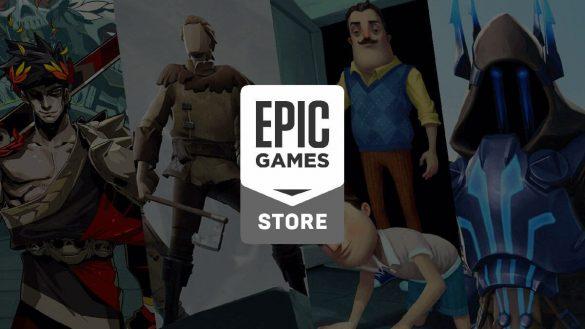 Epic Games Store va oferi 12 jocuri gratuite in perioada Craciunului