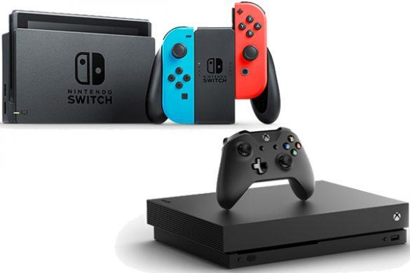 Nintendo Switch a depasit vanzarile Xbox One la nivel mondial